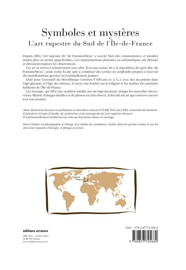 Symboles et mystères : l'art rupestre du sud de l'Ile de France