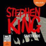 Vente AudioBook : Simetierre  - Stephen King