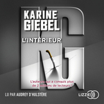 Vente AudioBook : L'intérieur  - Karine Giébel