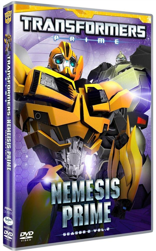 Transformers Prime - Saison 2, Vol. 2 : Nemesis Prime
