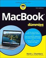 Vente Livre Numérique : MacBook For Dummies  - Mark L. CHAMBERS