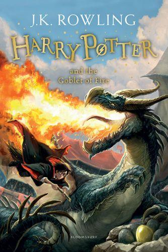 ROWLING, J. K.  - HARRY POTTER AND THE GOBLET OF FIRE T.4