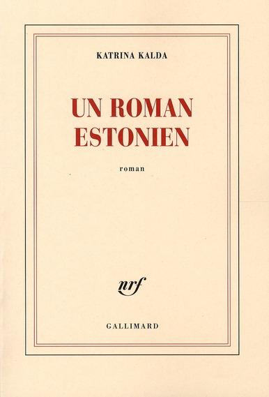 Un roman estonien
