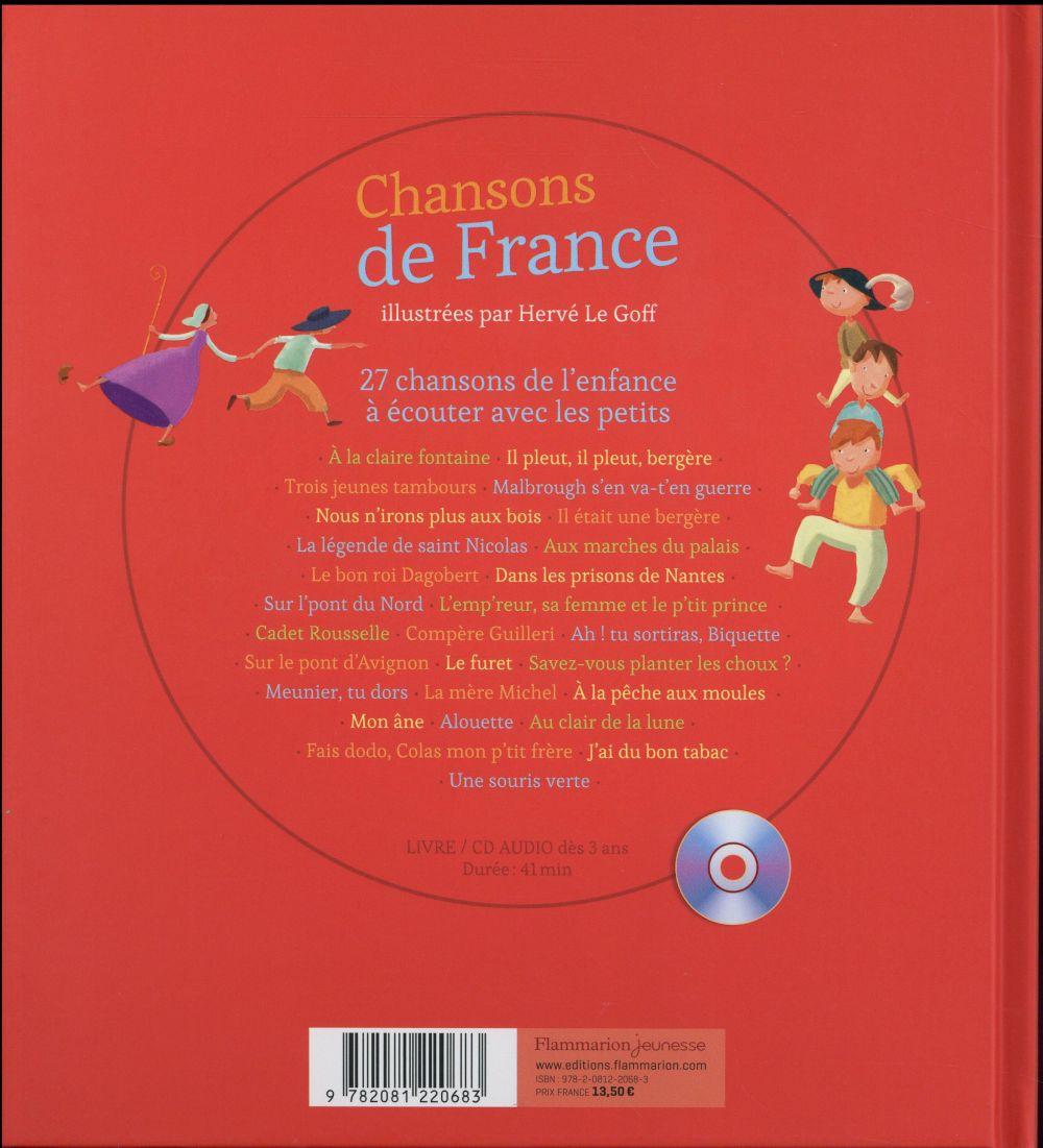 chansons de France t.1