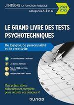 Vente EBooks : Le Grand Livre des tests psychotechniques de logique, de personnalité et de créativité - 2019-2020  - Benoît Priet - Bernard Myers - Dominique Souder - Corinne Pelletier