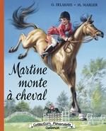 Farandole - Martine monte à cheval