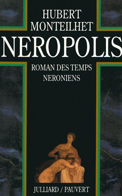 Neropolis Roman Des Temps Neroniens