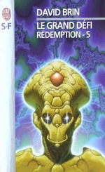 Couverture de Redemption  t5 - le grand defi