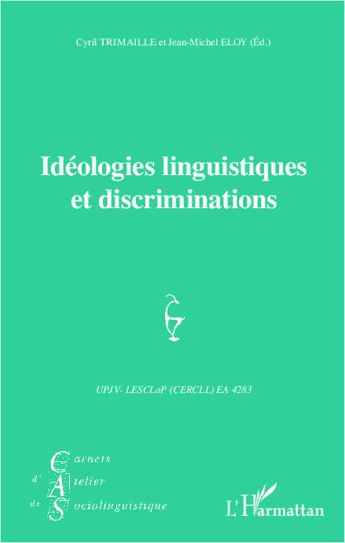 idéologies linguistiques et discriminations