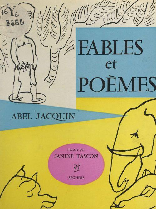 Fables et poèmes