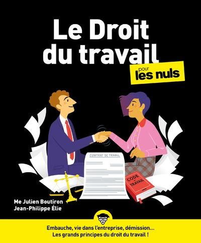 Le droit du travail pour les nuls (5e édition)