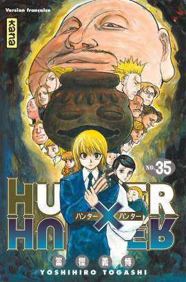 Hunter X hunter t.35