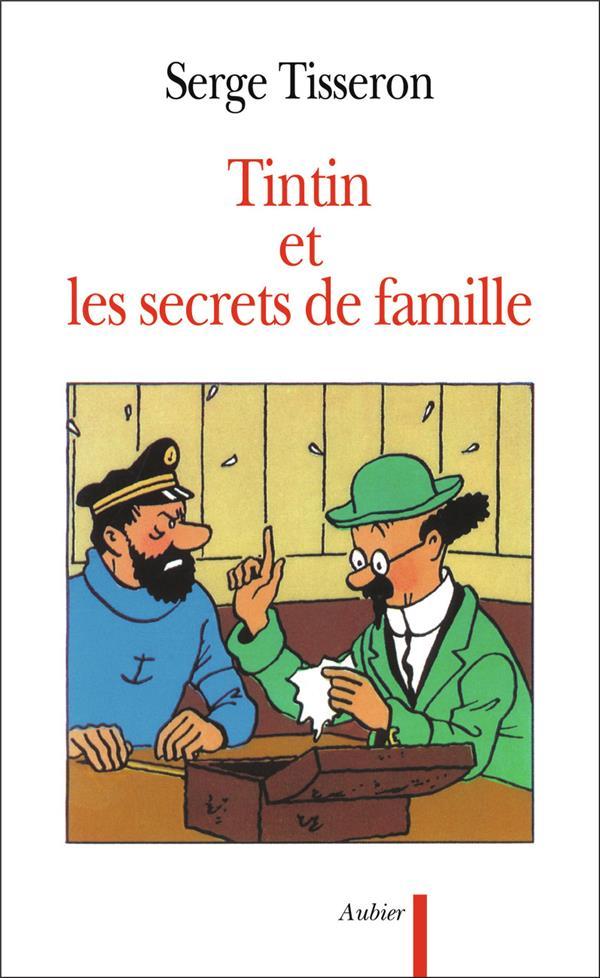 Tintin et les secrets de famille