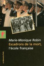 Vente Livre Numérique : Escadrons de la mort, l'école française  - Marie-Monique Robin