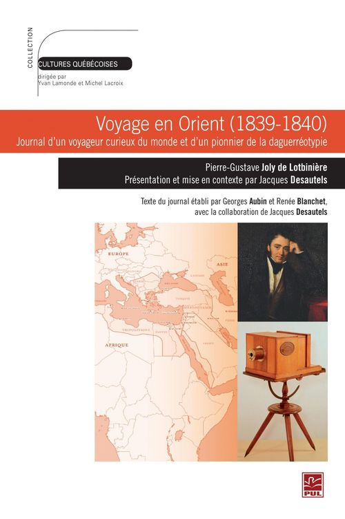 Voyage en orient (1839-1940)