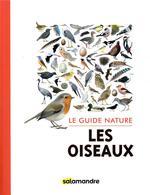Couverture de Guide Nature - Les Oiseaux