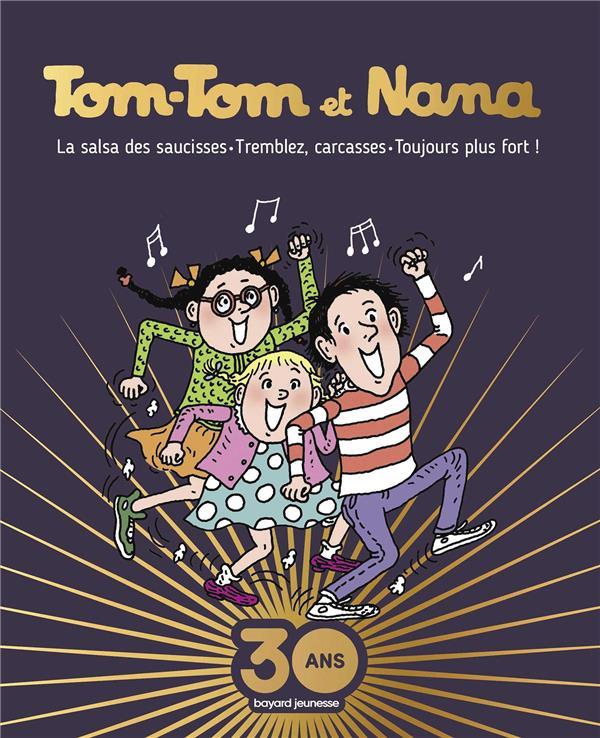 Tom-Tom et Nana ; t.26, t.29, t.30