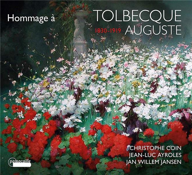 Auguste Tolbecque : oeuvres pour violoncelle et claviers