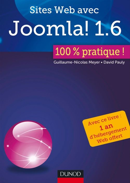 Sites Web avec Joomla! 1.6