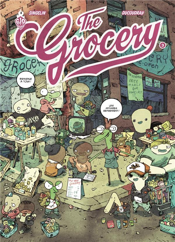 The grocery T.3