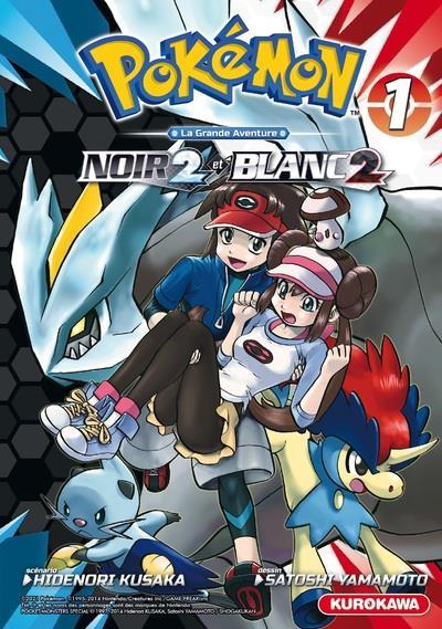 Pokémon - noir 2 et blanc 2 T.1