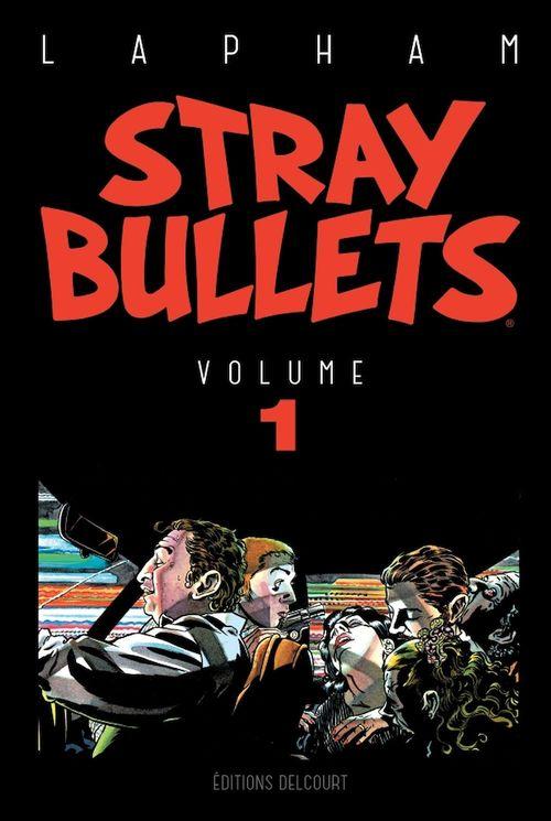 Stray bullets T01  - David Lapham