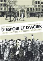 Vente Livre Numérique : D'espoir et d'acier  - Sébastien Vassant - Jessie Magana