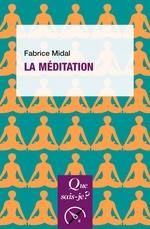 Vente EBooks : La Méditation  - Fabrice Midal