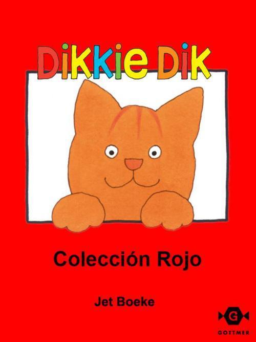 Dikkie Dik coleccion rojo