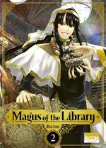 Couverture de Magus Of The Library/Kizuna - Magus Of The Library T02 - Vol02