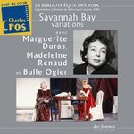 Vente AudioBook : Savannah Bay, variations  - Marguerite Duras