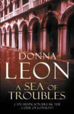 Vente Livre Numérique : A Sea Of Troubles  - Donna Leon