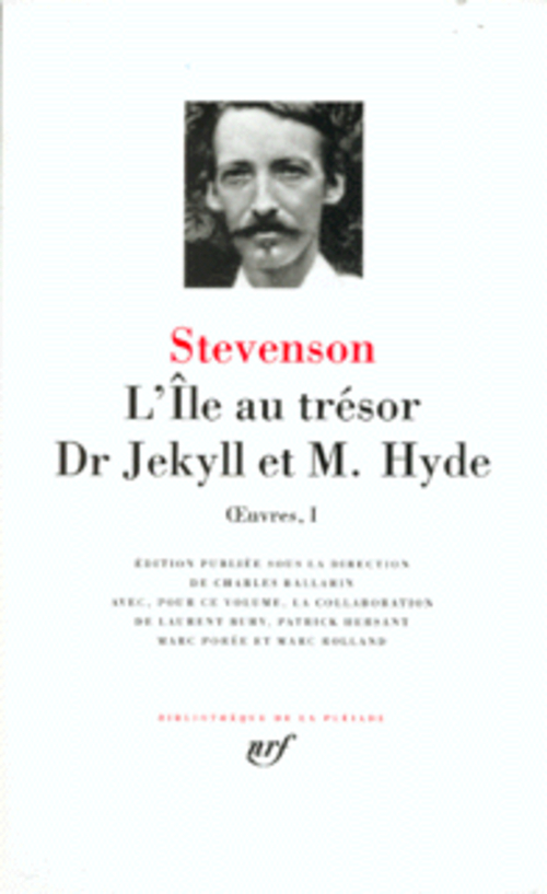 Oeuvres T.1 : L'Ile Au Tresor ; Dr Jekyll Et Mr Hyde