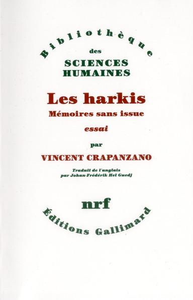 Harkis ; mémoires sans issue