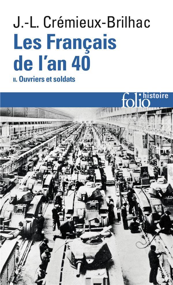 les Français de l'an 40 t.2