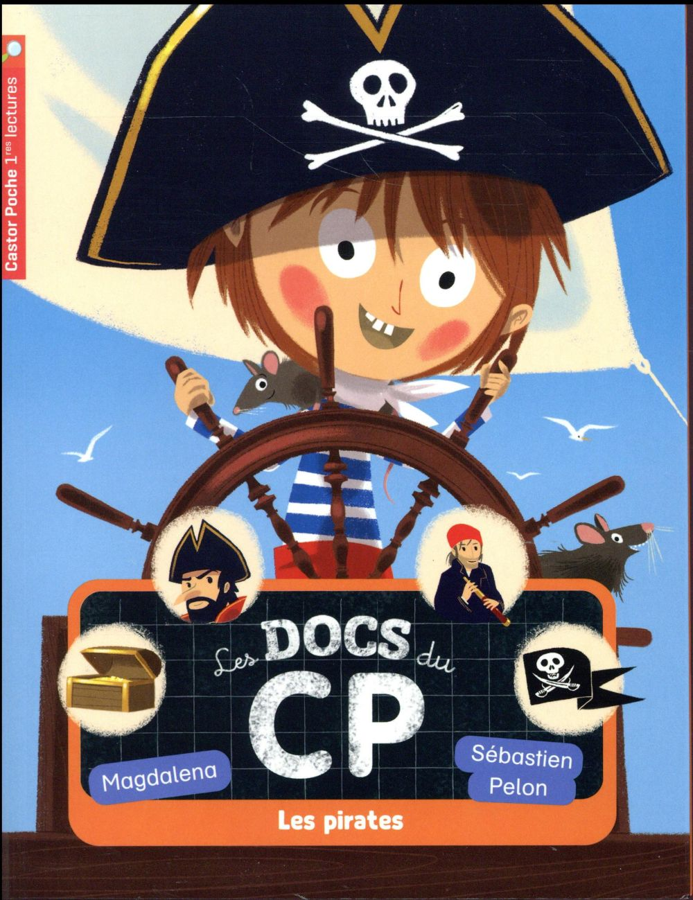 Les docs du CP t.7 ; les pirates