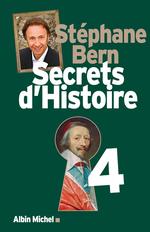Vente Livre Numérique : Secrets d'Histoire - tome 4  - Stéphane Bern