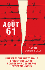 Vente Livre Numérique : Août 61  - Sarah Cohen-Scali