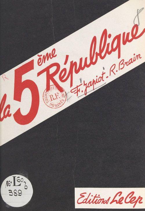 La Cinquième République