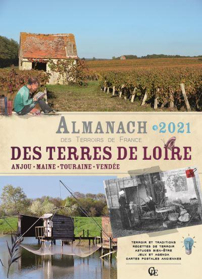 Almanach des terres de Loire (édition 2021)
