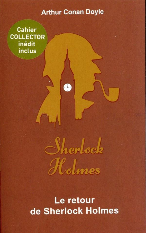 LE RETOUR DE SHERLOCK HOLMES CONAN DOYLE, ARTHUR