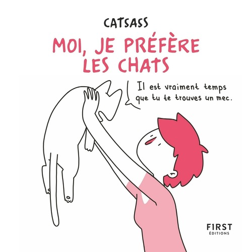 Moi, je préfère les chats