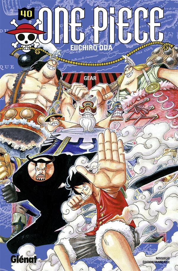 ONE PIECE - EDITION ORIGINALE T.40  -  GEAR Oda Eiichiro