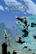 Vente Livre Numérique : L'Étrange vie de Nobody Owens T02  - P. Craig Russell - Neil Gaiman