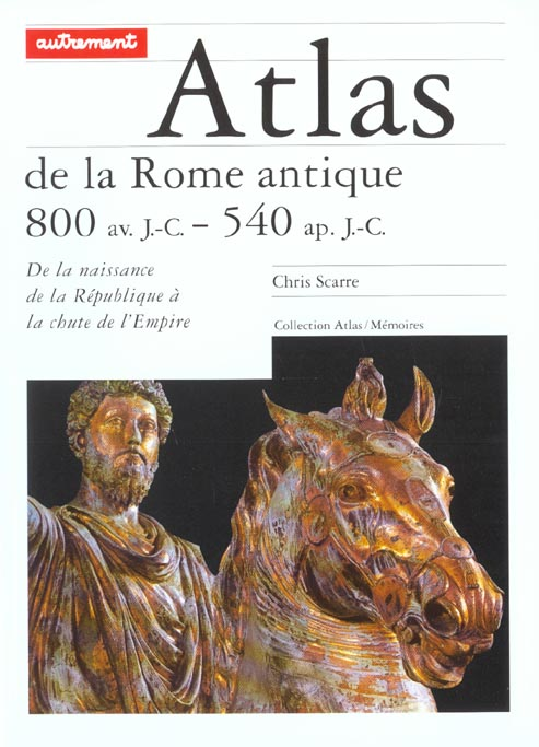 Atlas De La Rome Antique