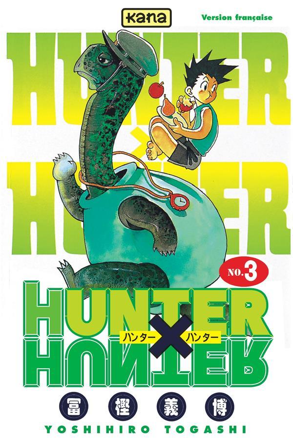 Hunter X Hunter T3