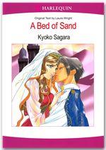 Vente EBooks : Harlequin Comics: A Bed of Sand  - Laura Wright  - Kyoko Sagara
