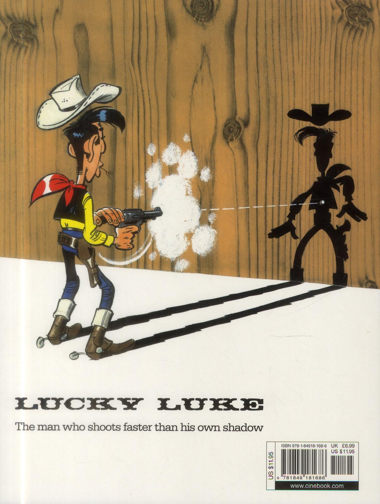 Lucky Luke T.42 ; lone riders