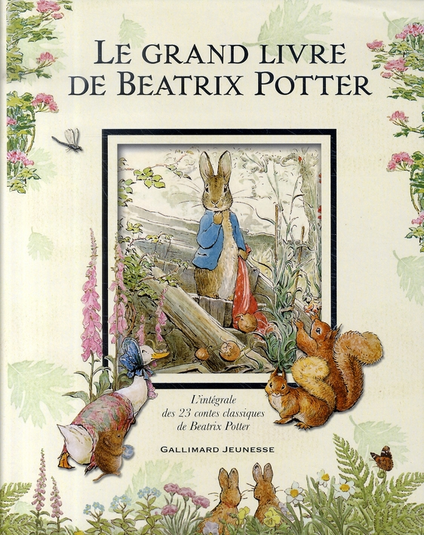 Le Grand Livre De Beatrix Potter ; Integrale Des 23 Contes Classiques De Beatrix Potter