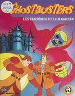 Vente Livre Numérique : Les fantômes et le magicien  - Jean Guilloré